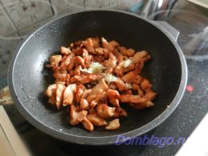 Вкусная закуска из кабачков