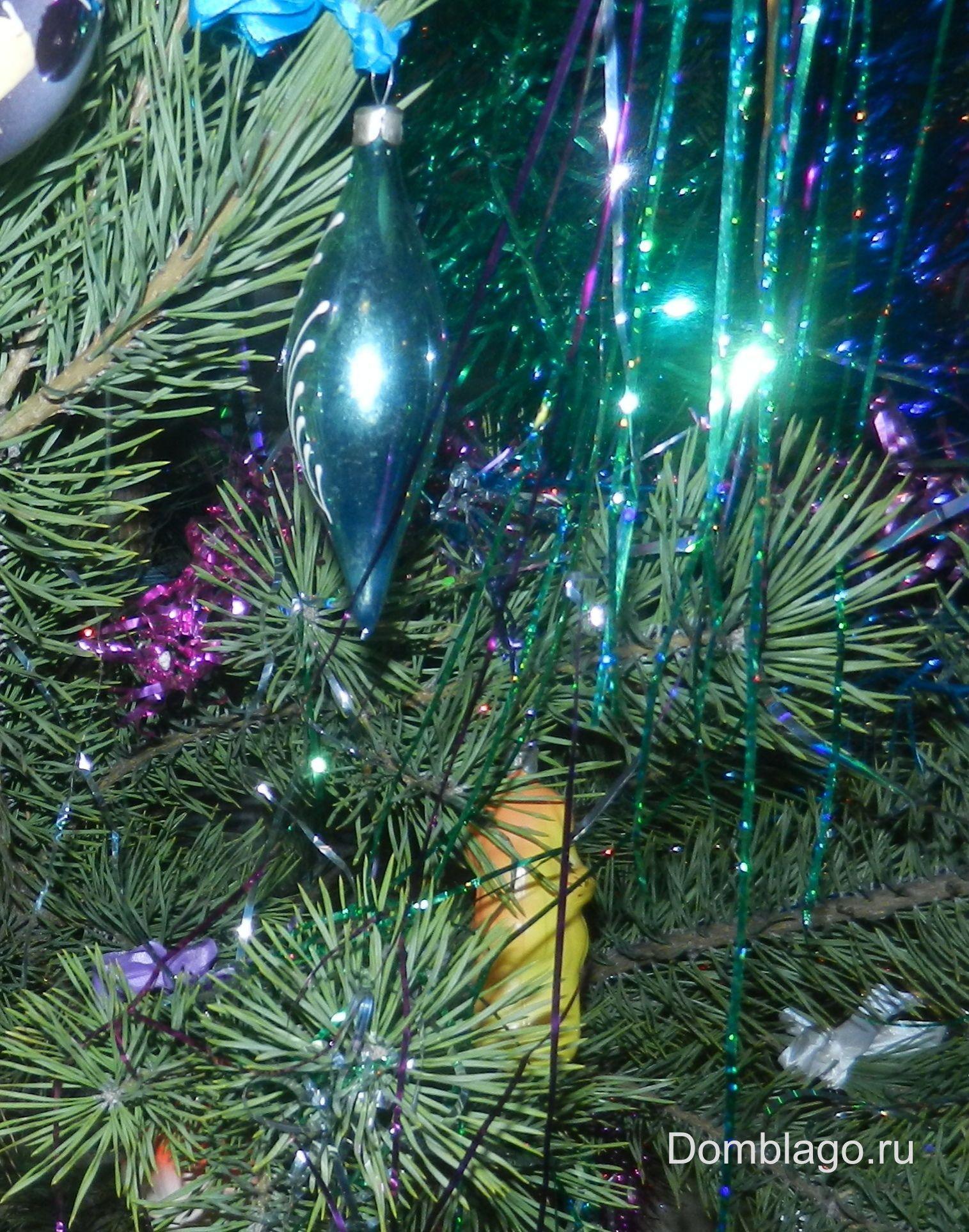 Готовимся к Новому году. Украшаем елку. Домашняя магия.