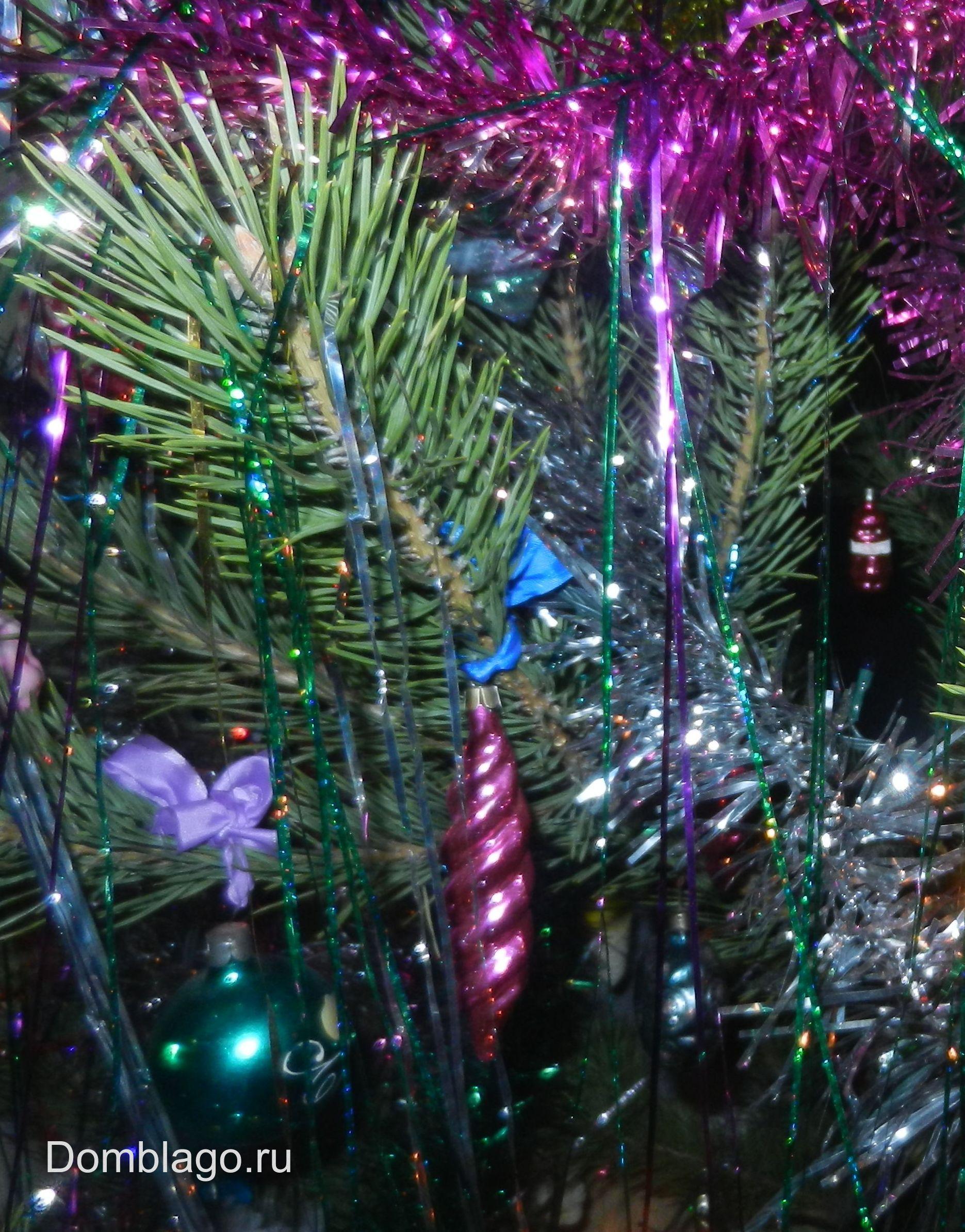 Готовимся к Новому году. Куда поставить елку. Домашняя магия.