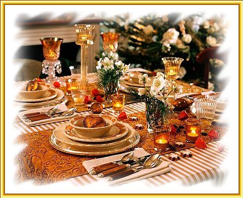 Готовимся к Новому году. Новогоднее застолье. Домашняя магия.