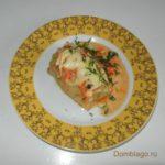 Голубцы из савойской капусты в духовке. Пошаговый рецепт с фото.