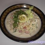 салат из сельдерея черешкового