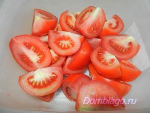 Помидоры по-корейски рецепт