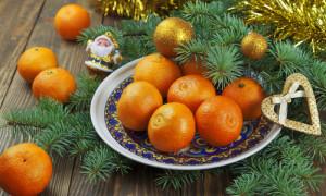 новогоднее застолье
