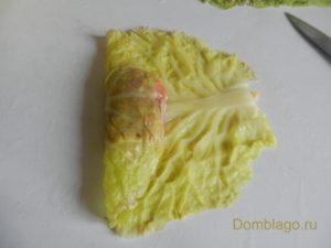 Голубцы в духовке пошаговый рецепт